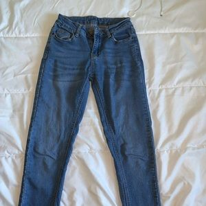 Basic Blue Mole Jeans